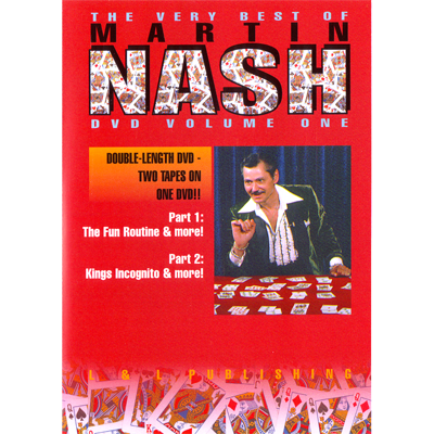Very Best of Martin Nash L & L Publishing V1 video (Download) | Be Amazing Magic