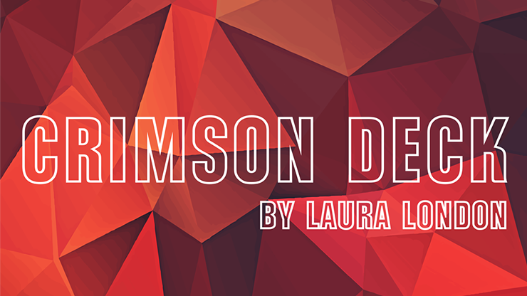 CRIMSON DECK by Laura London